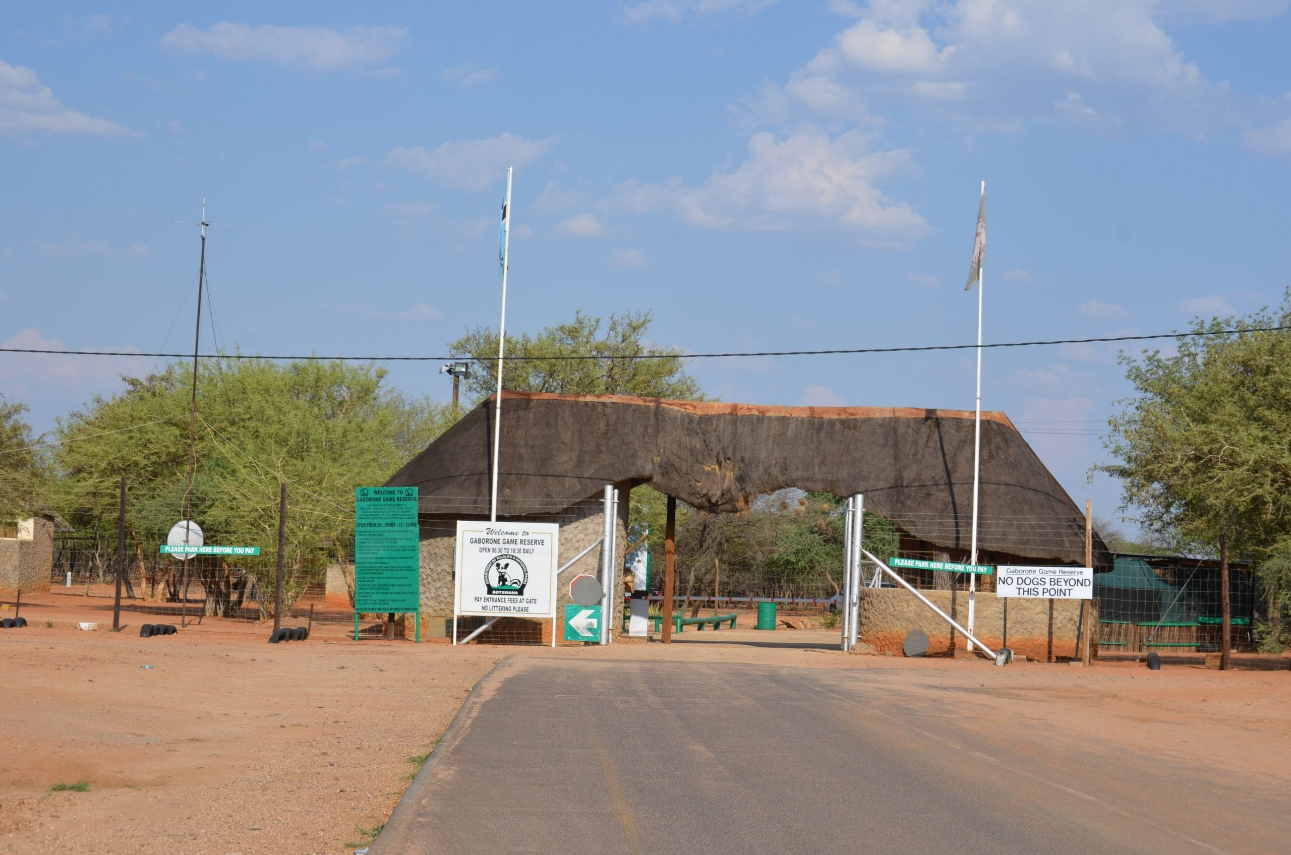 Gaborone Game Reserve Top things to Do in Botswana