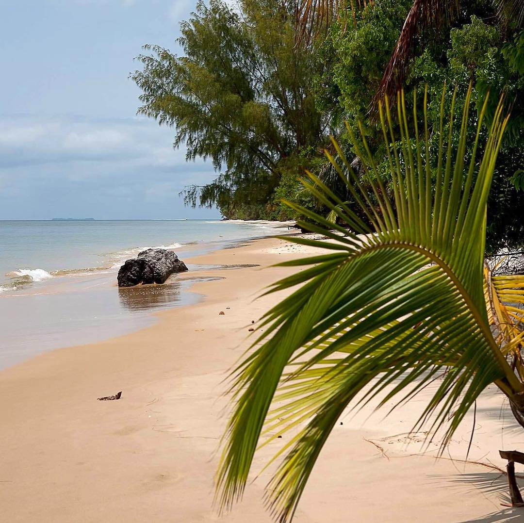 Guide to Pointe-Denis Beach Libreville