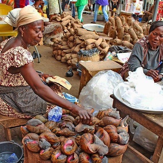 Kejetia market Kumasi