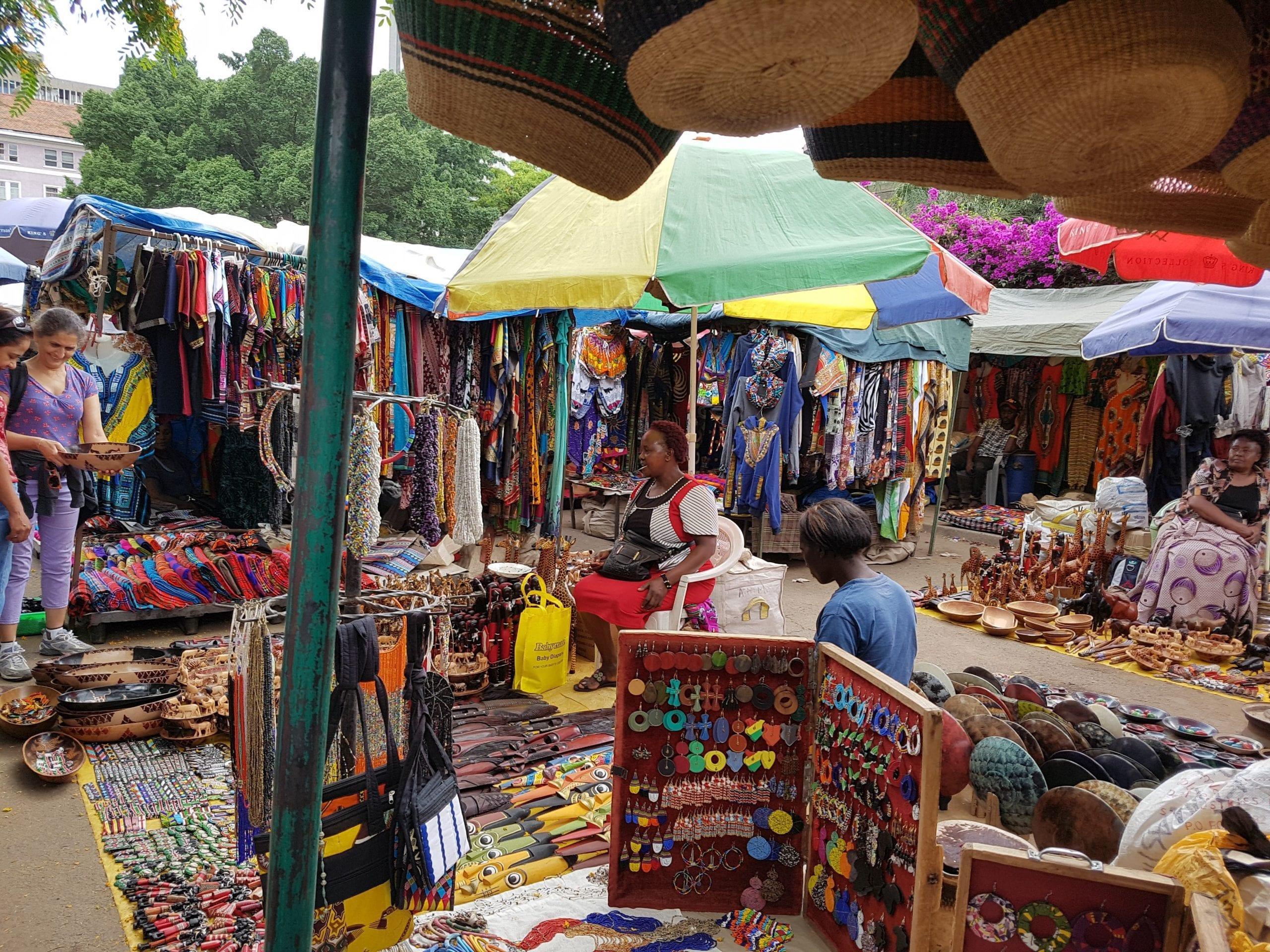 Maasai market the best flea market in Nairobi