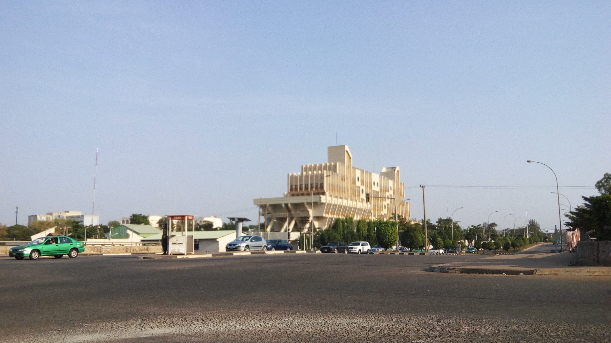 where is the most beautiful building in abuja