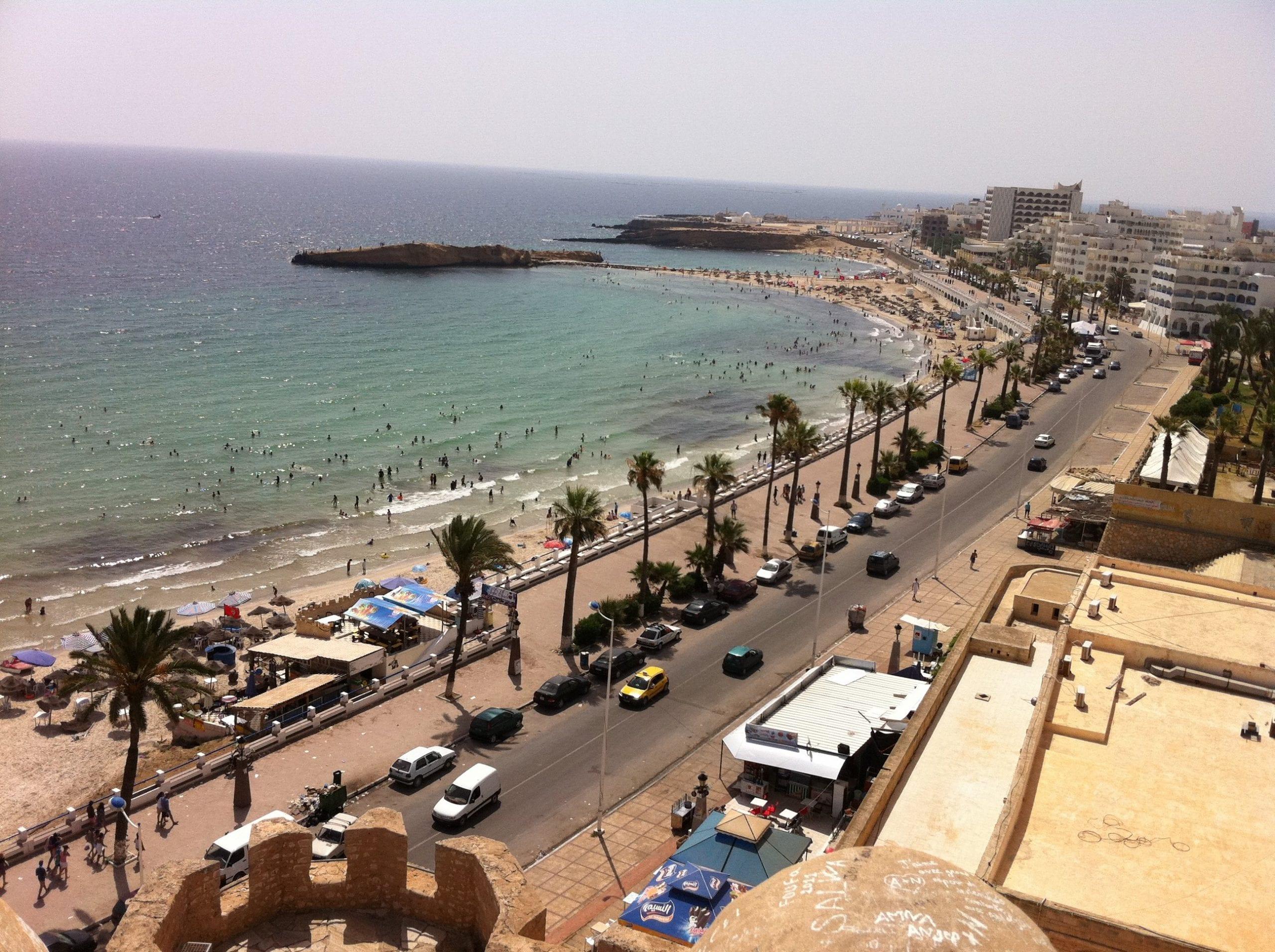 Monastir Beach