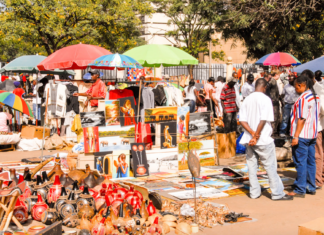 A Guide to The Maasai Market, Nairobi's Flea Market