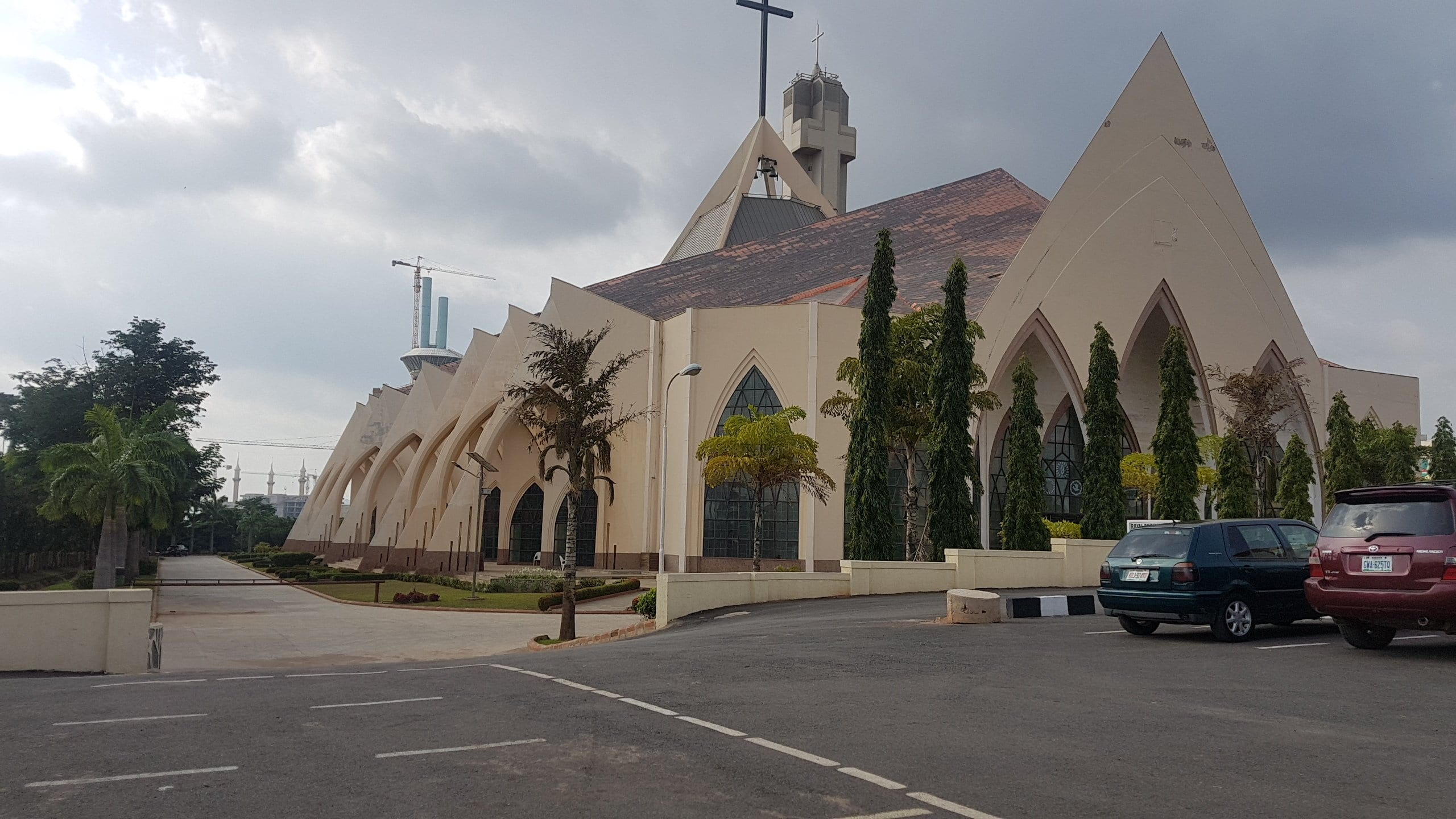 awesome building in abuja