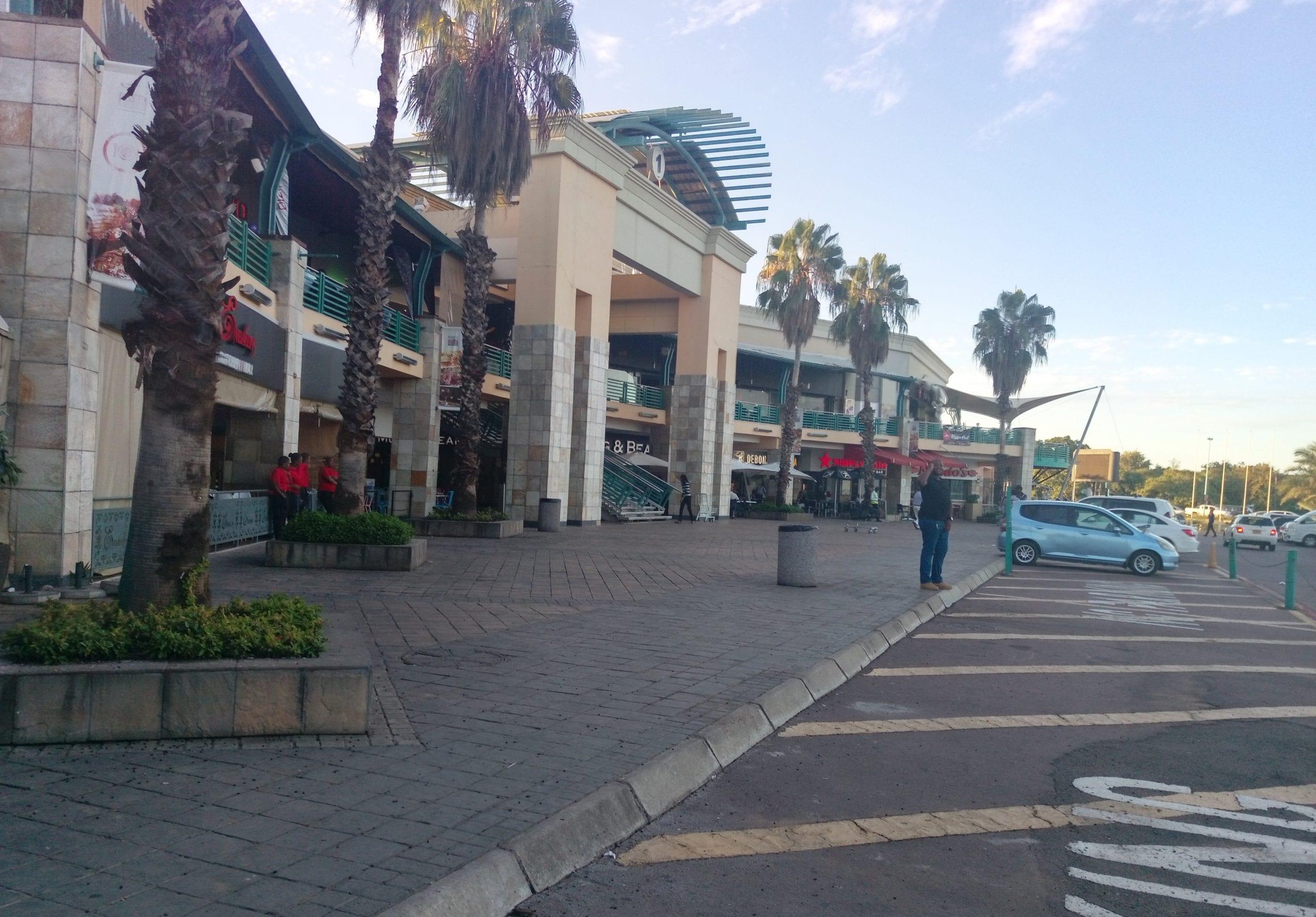 Riverwalk Mall Top things to Do in Gaborone Botswana