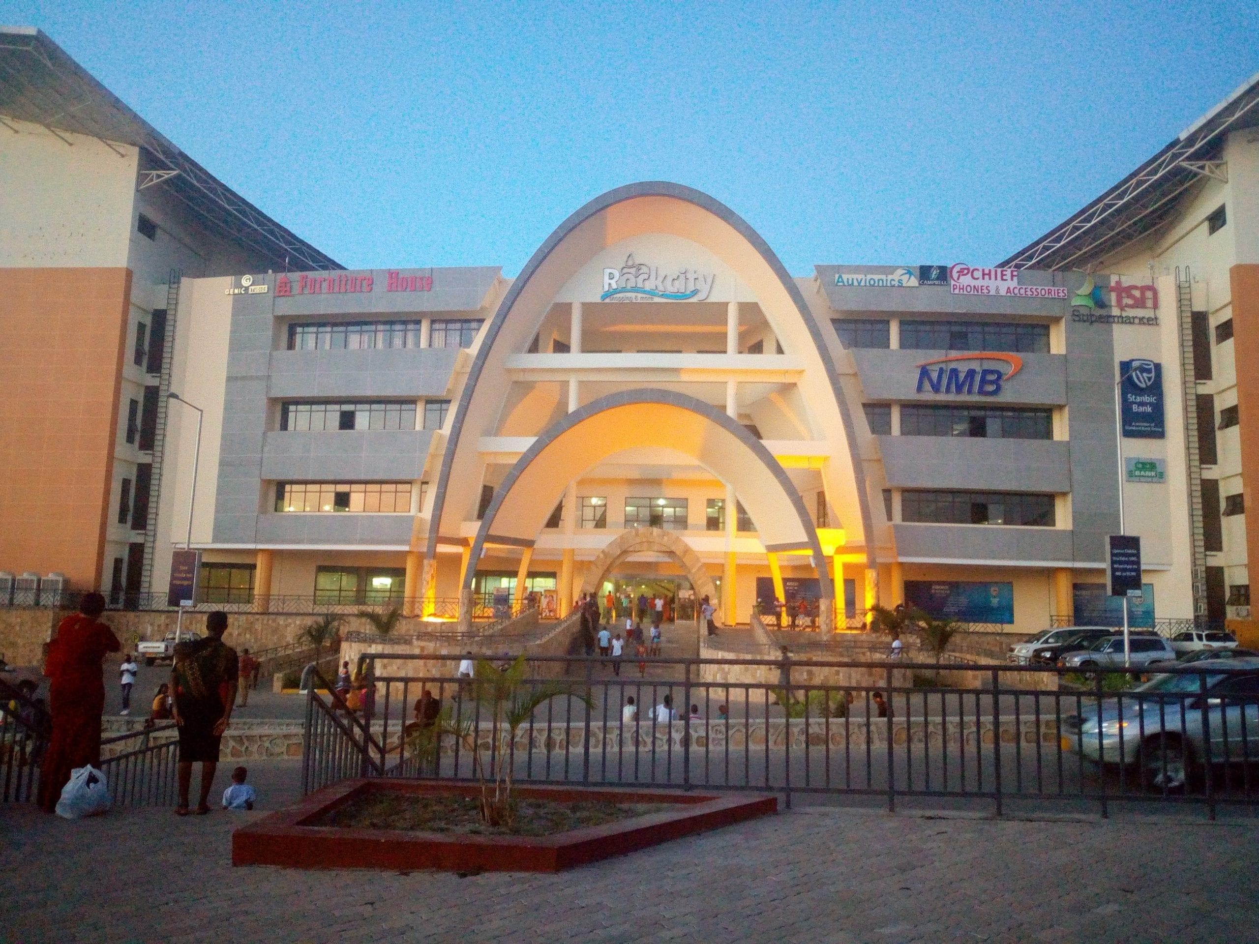 Rock City Mall Shopping mall in Mwanza tanzania