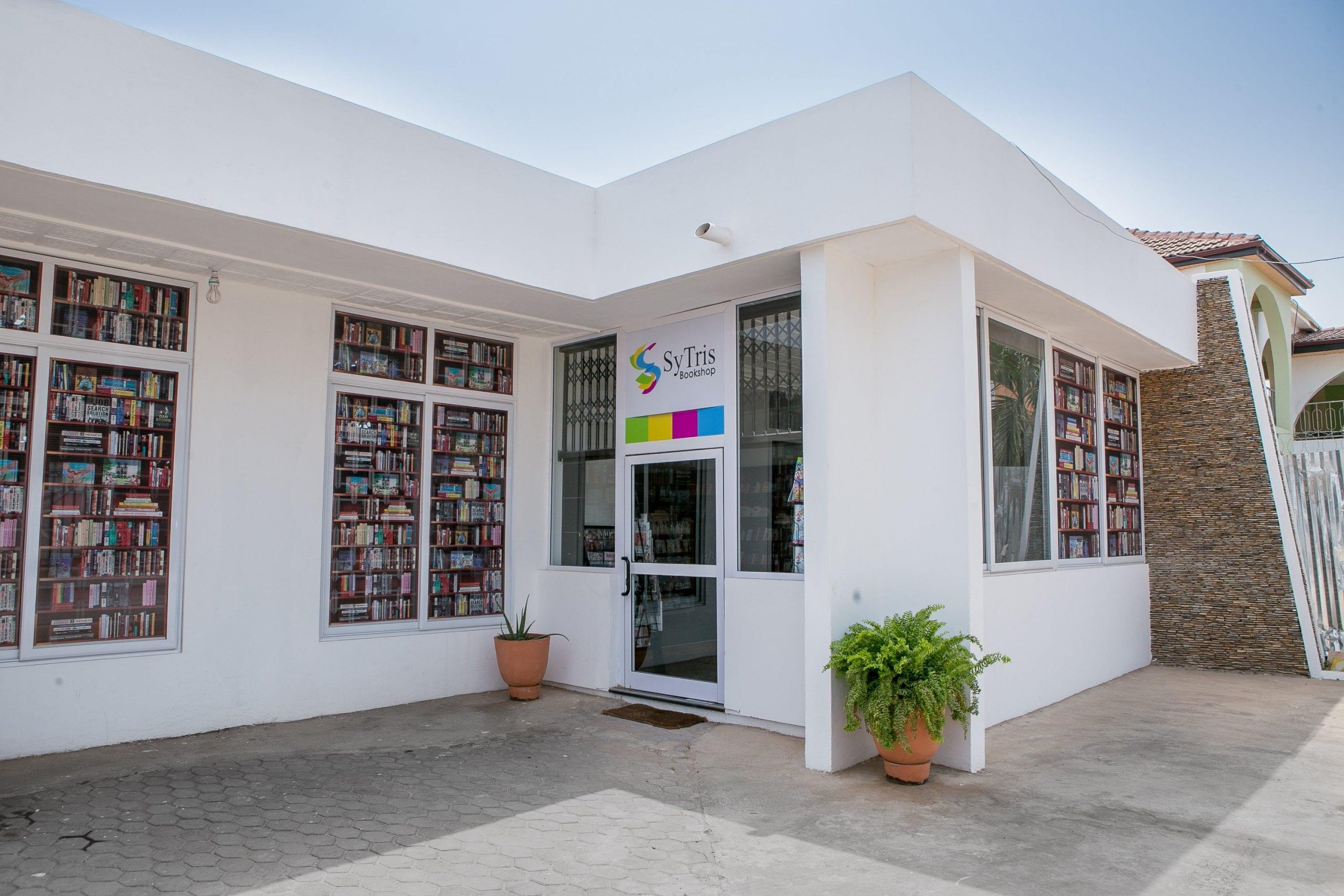 SyTris Bookshop best bookshops in Accra Ghana