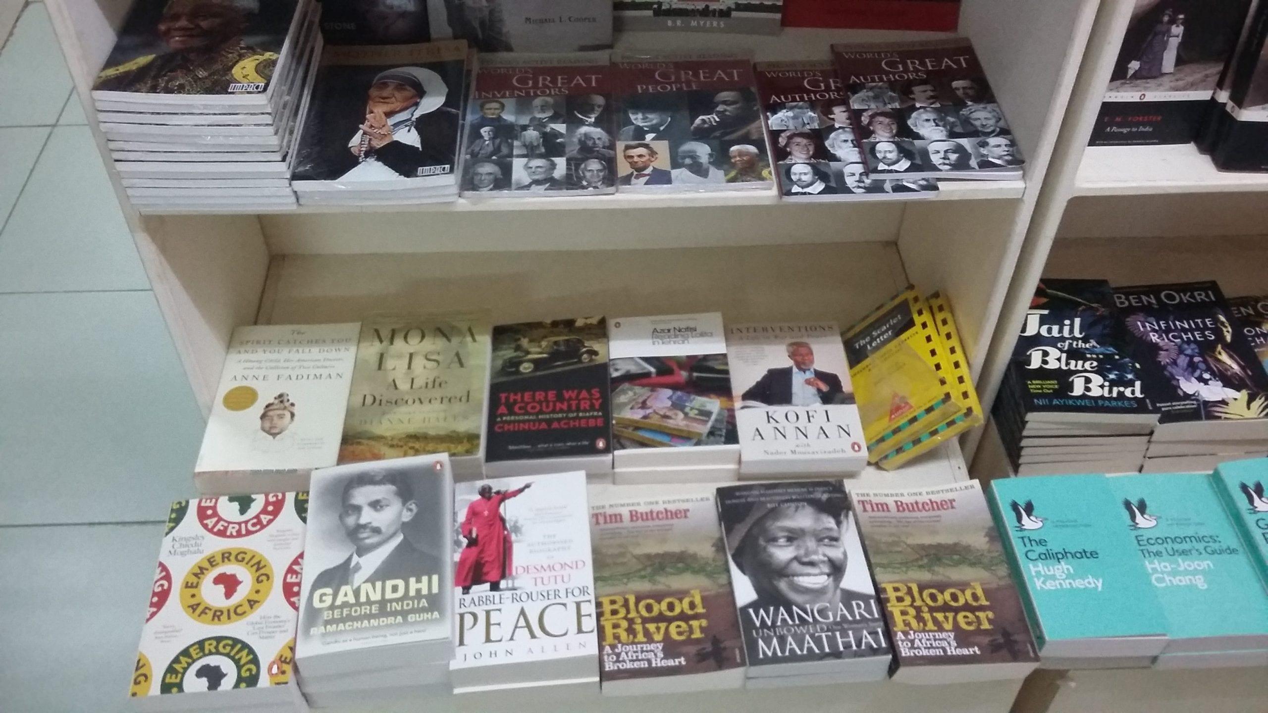 Vidya Bookstore best bookstores in Accra Ghana
