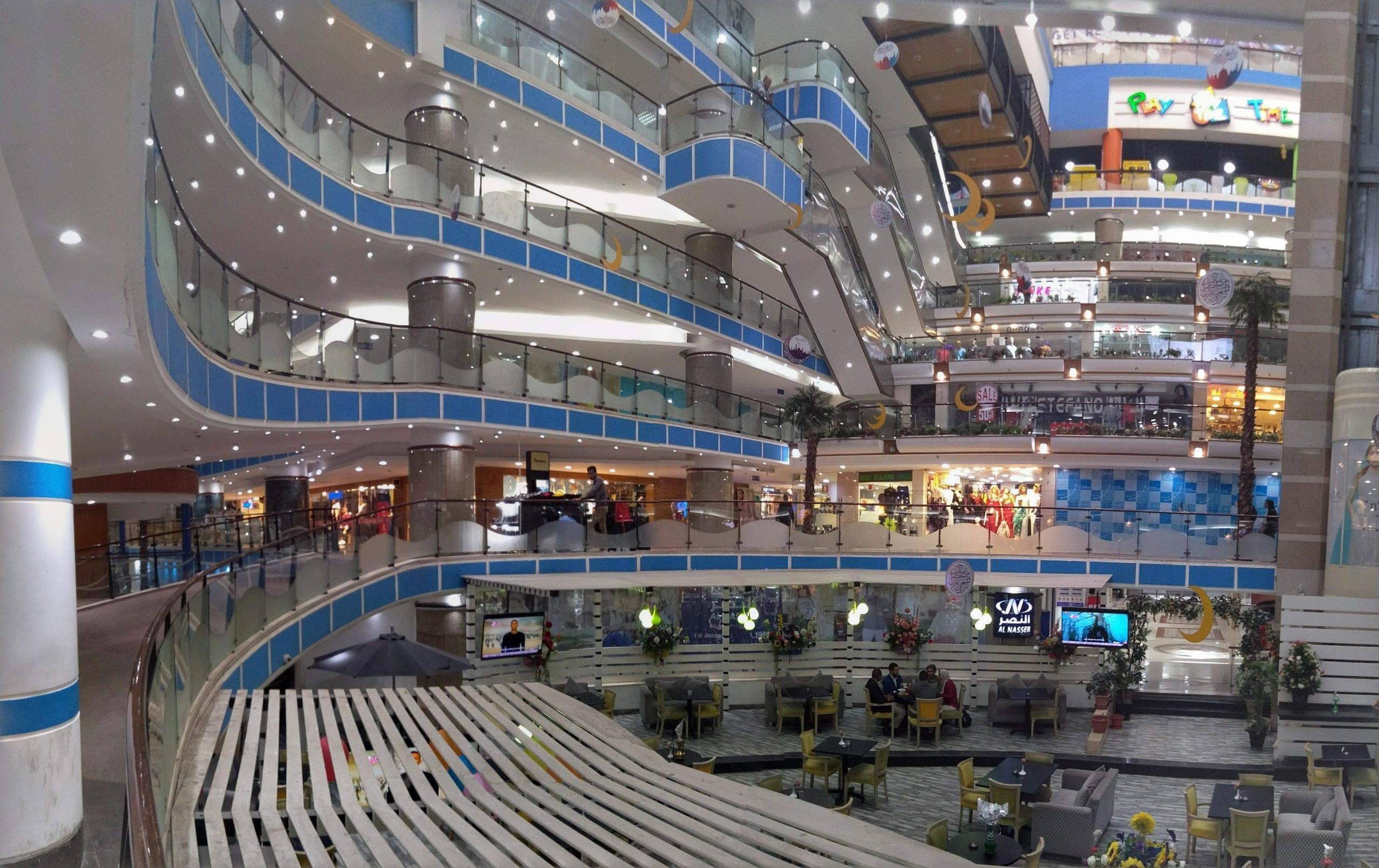 Arkadia Mall shopping centres in cairo