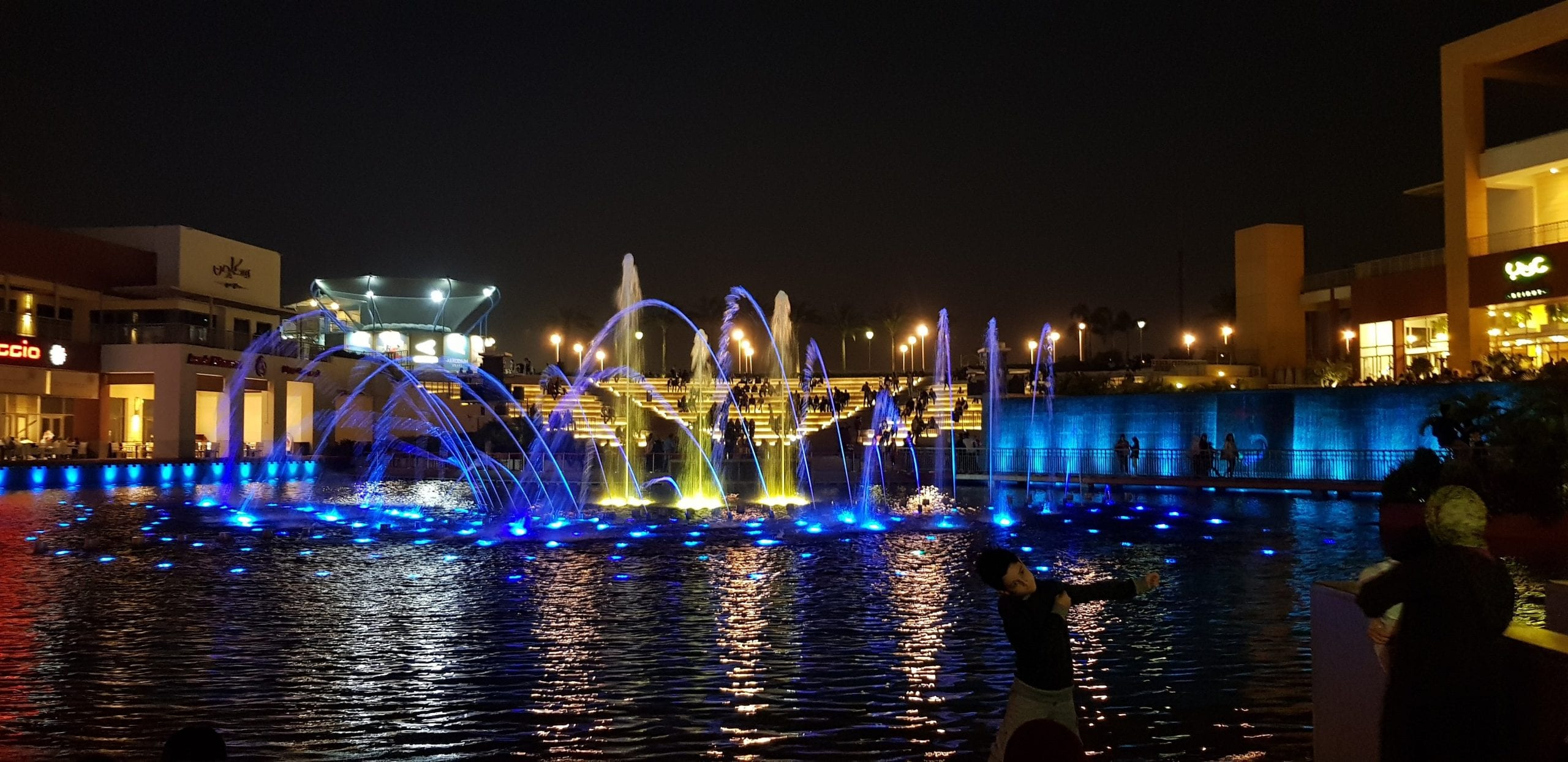 Cairo Festival City Mall Best Shopping malls in Cairo