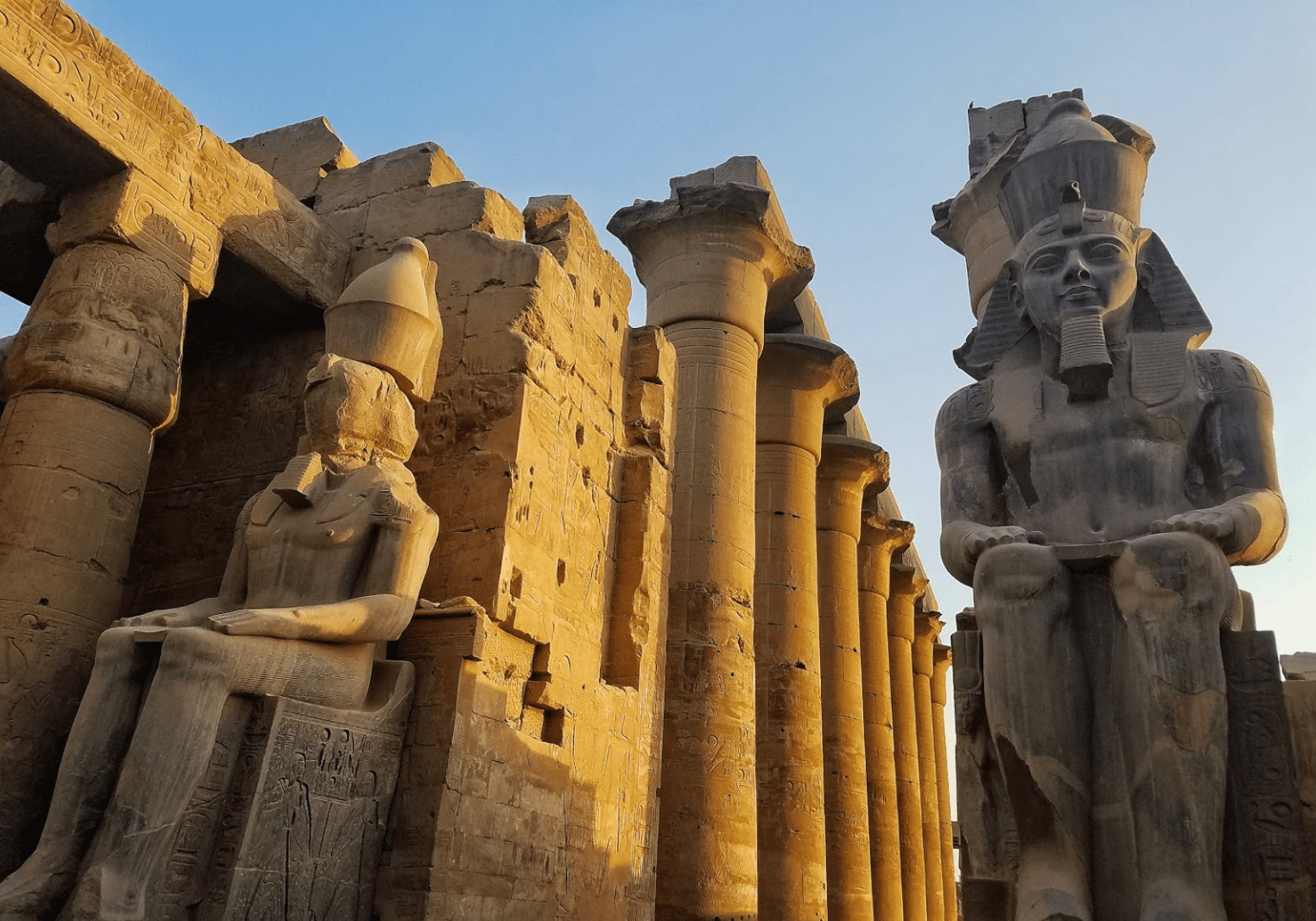 Luxor temple top things to see and do in Luxor