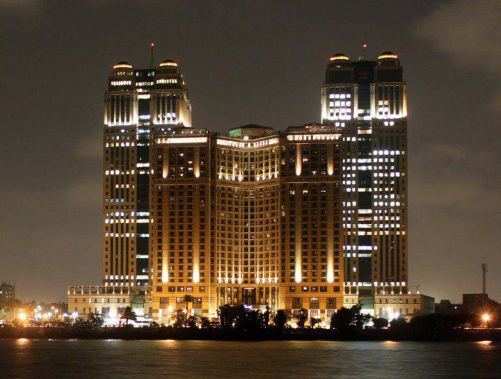 Nile City Towers Best Shopping malls in Cairo