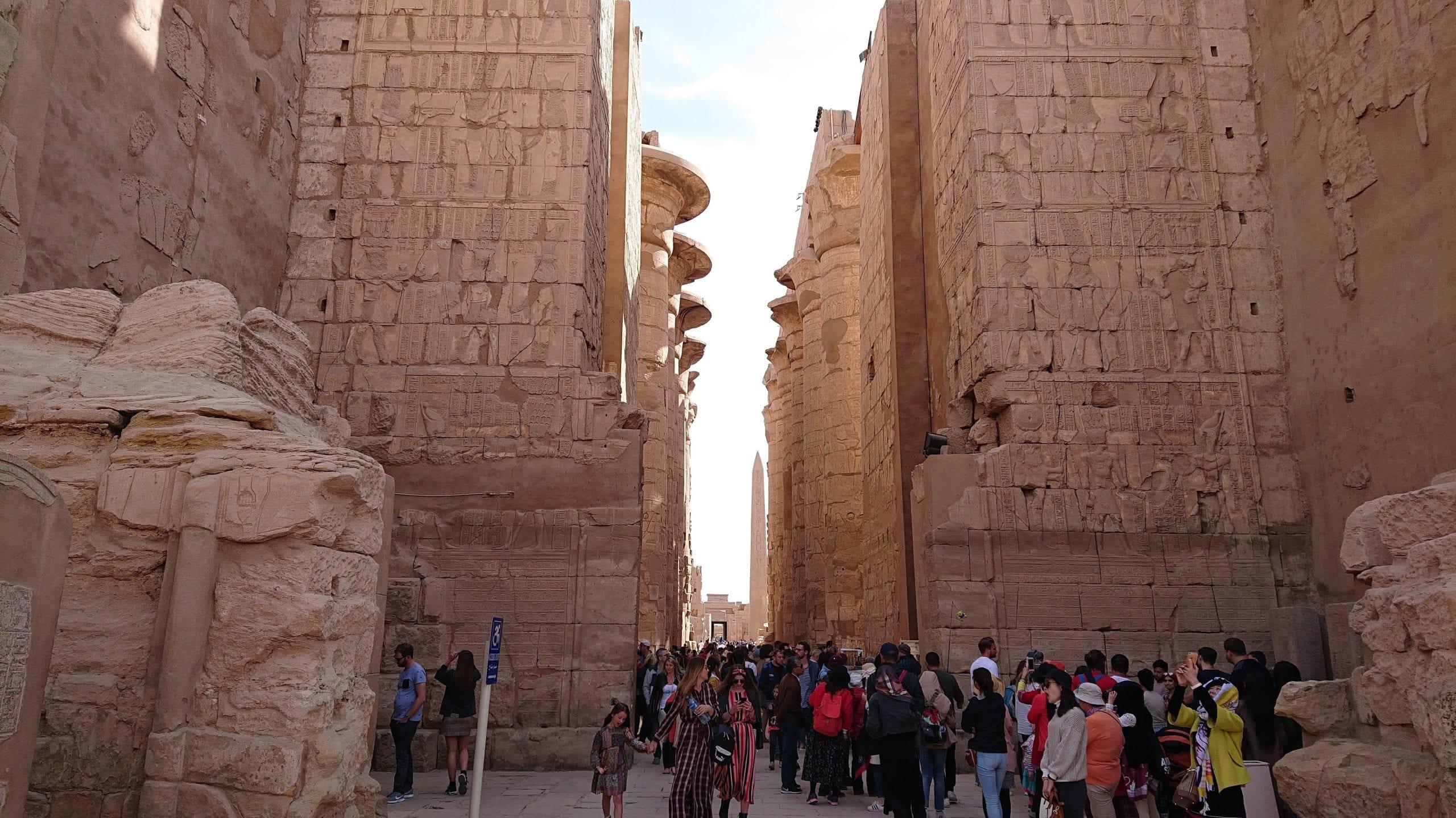 Temple of Karnak top things to see in Luxor
