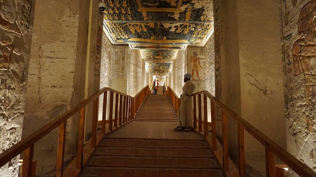 Valley of the Kings things to do in Luxor