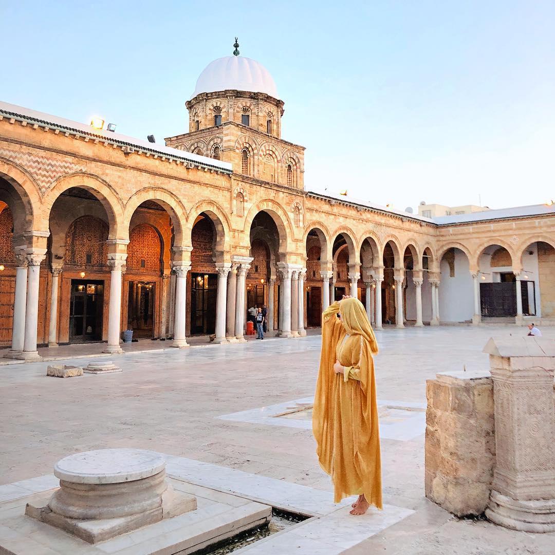 Ez-Zitouna Mosque in Tunis attractions in Tunis