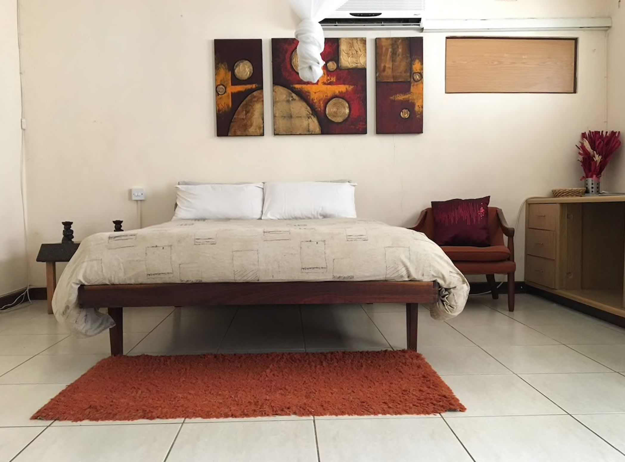 Alimaunde Court Airbnbs in Lilongwe Malawi