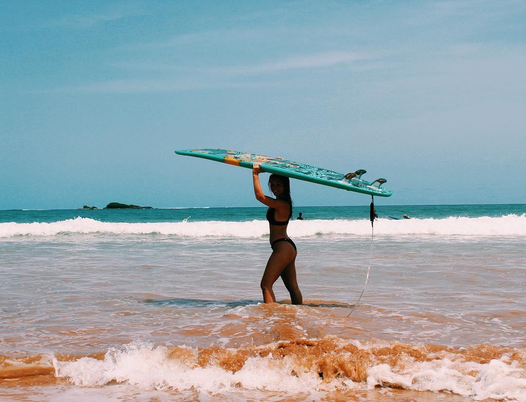 Busua amazing beach destinations in Ghana