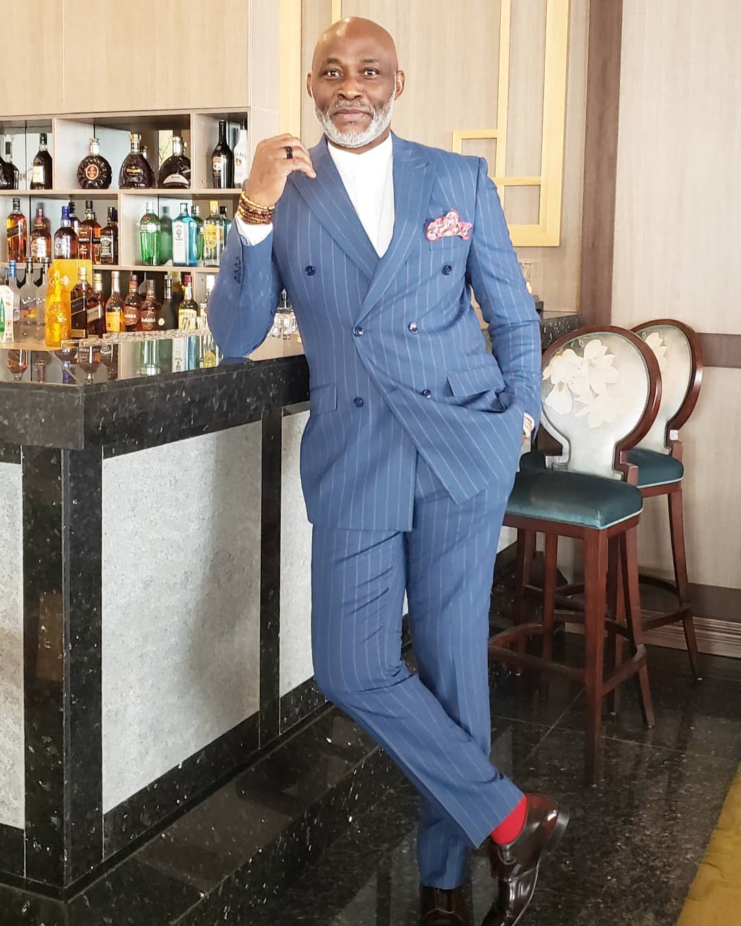Classic Vintage looks in Lagos Fashion Styles