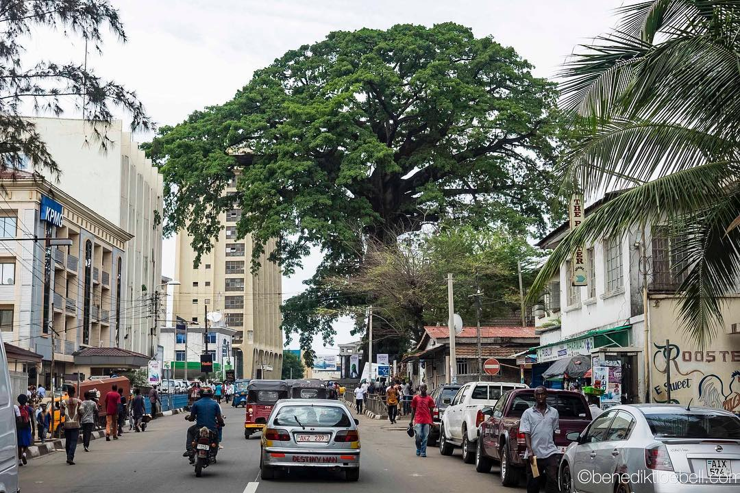 top things to do in Freetown Sierra Leone