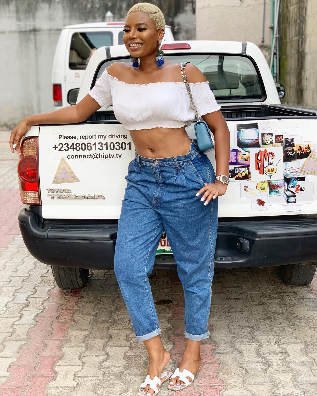 Denim in Lagos Fashion Styles
