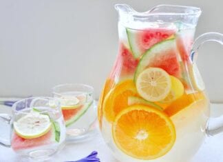 Natural Vitamin Water Detox Recipe