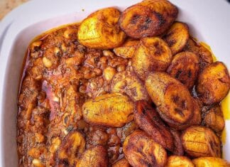 how to cook beans stew