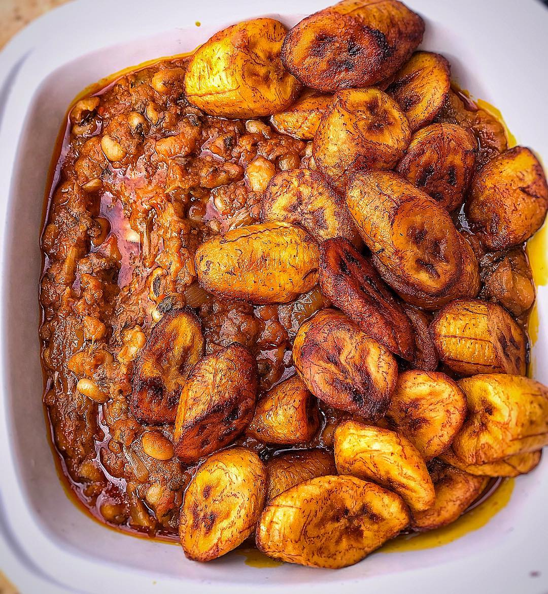 Ghanaian Red Red Recipe