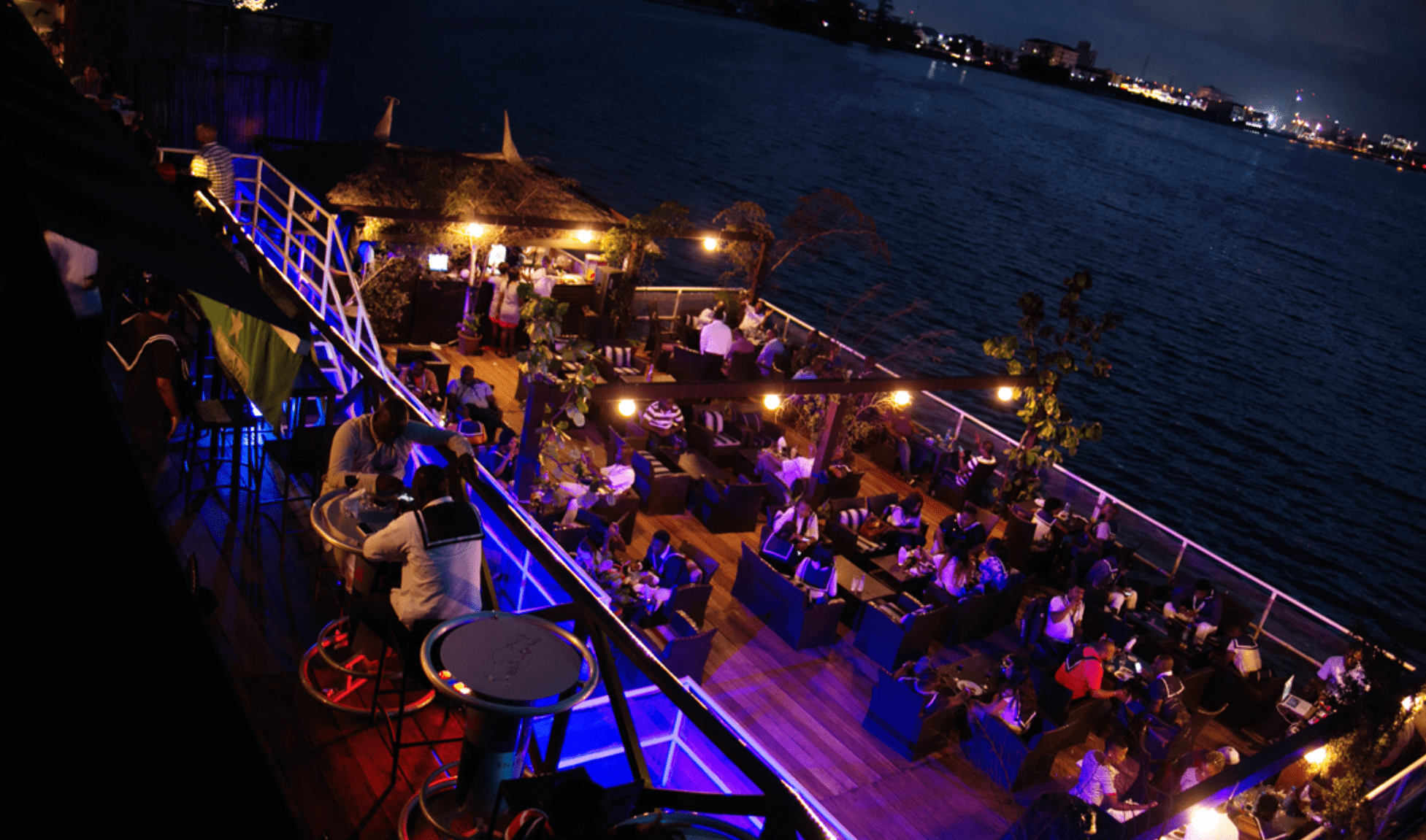list of best bars and cafes to visit in Lagos