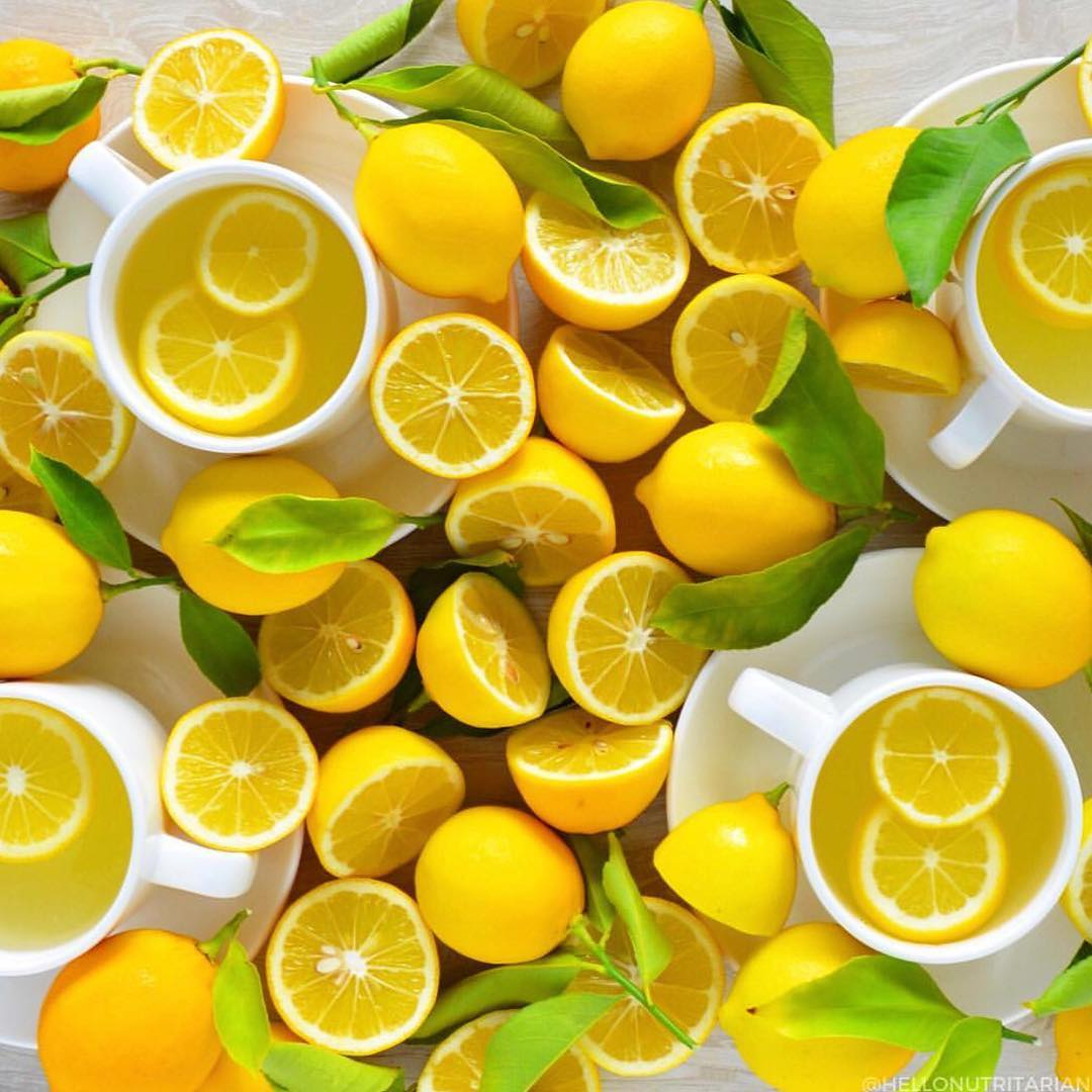 lemon water detox water cleanses