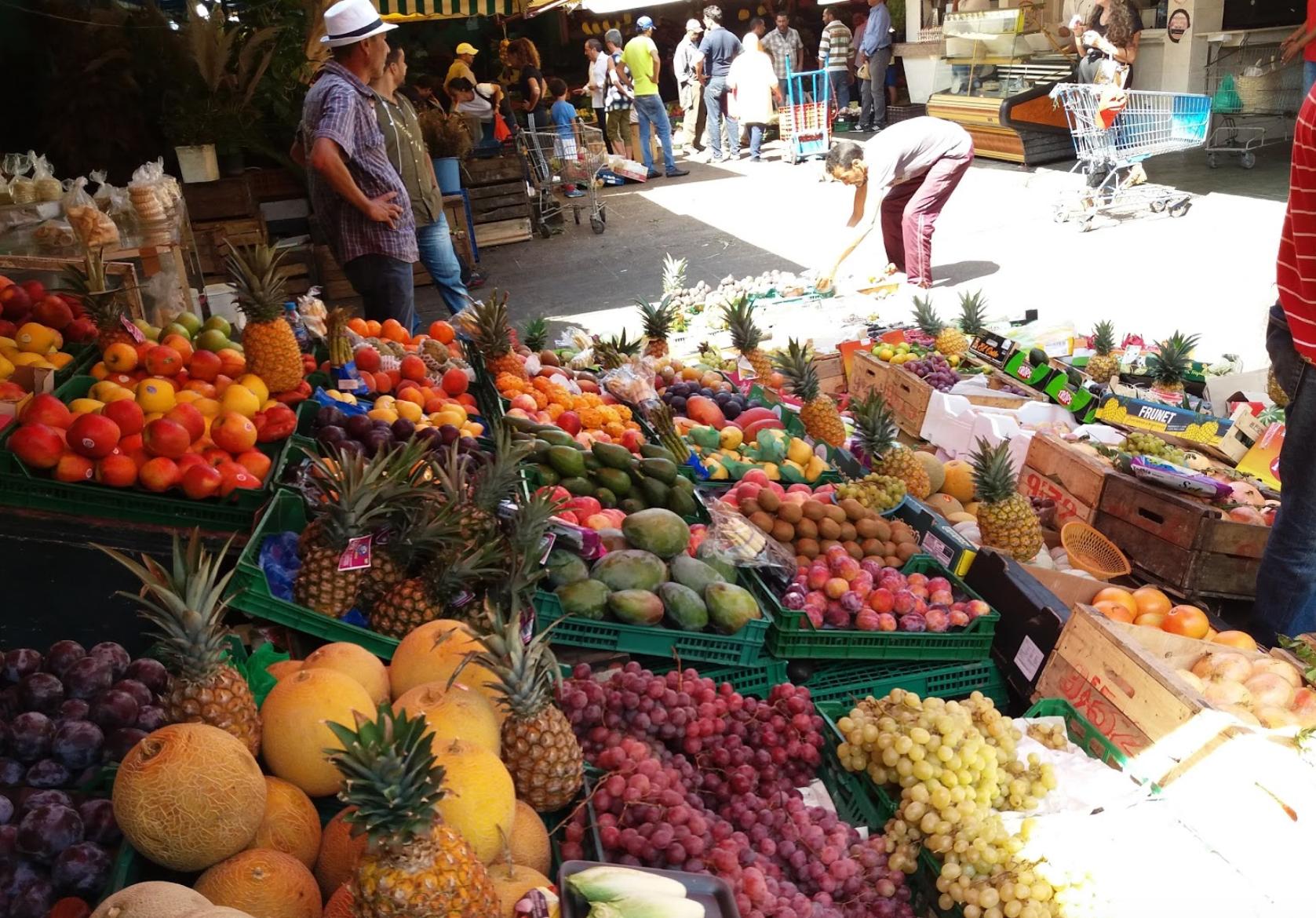 Maarif Market Casablanca