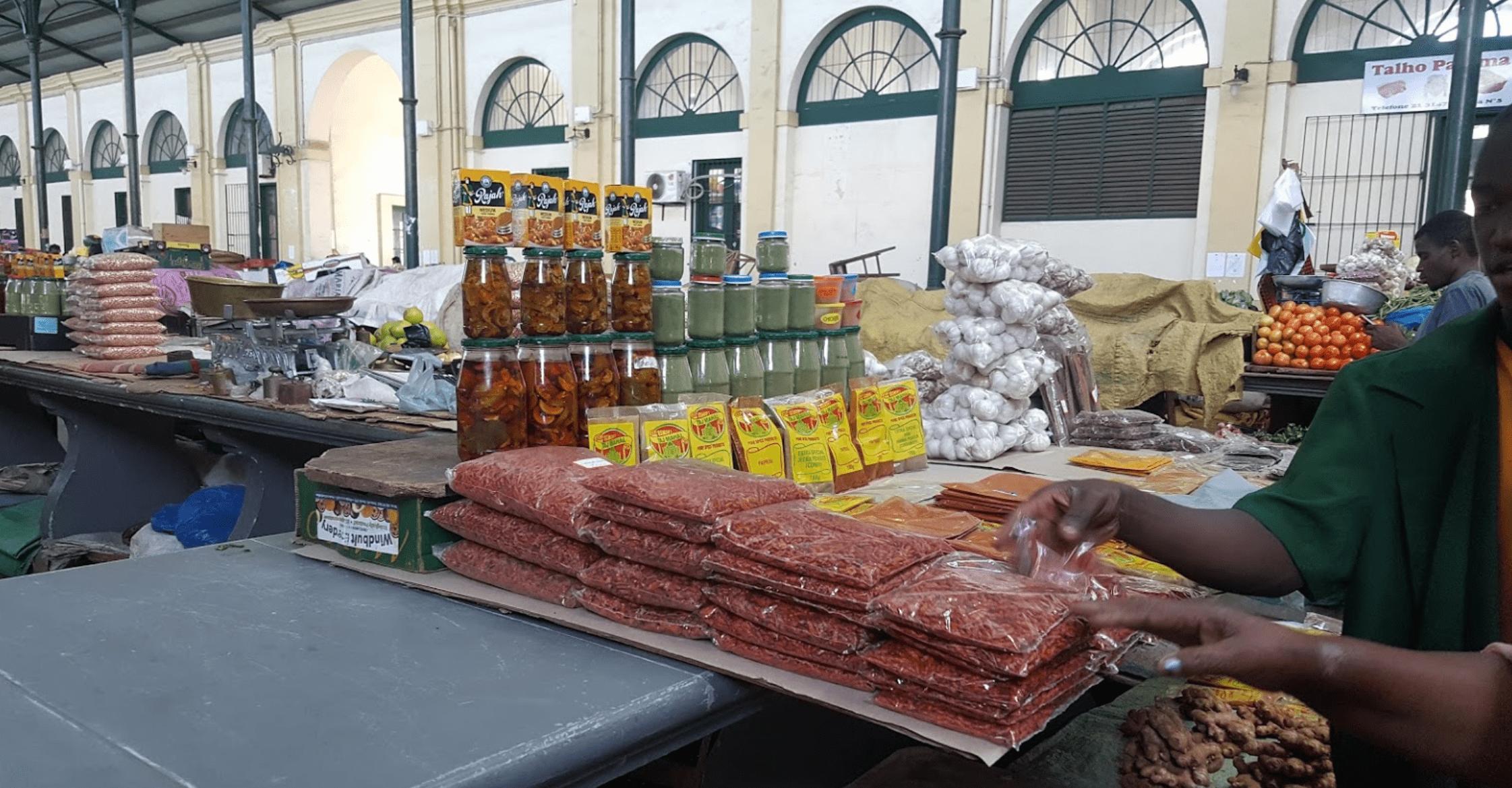 Best Markets in Maputo