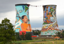 Best Murals in Johannesburg