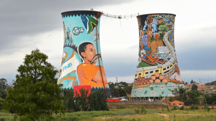 Best Murals in Johannesburg