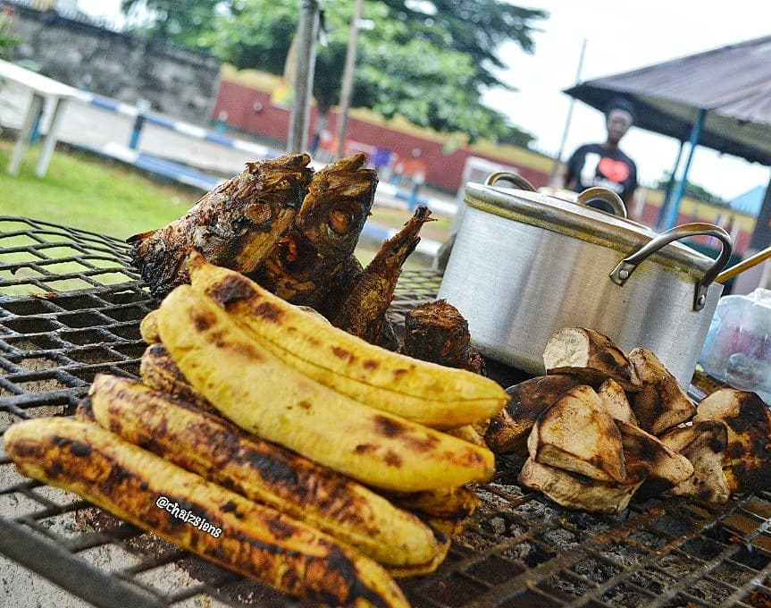 bole and fish in Port Harcourt