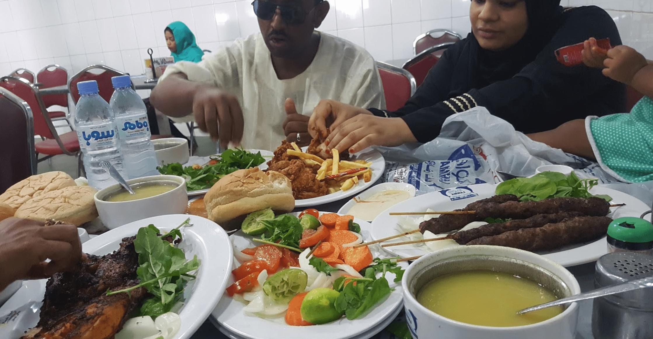 Amwaj restaurant