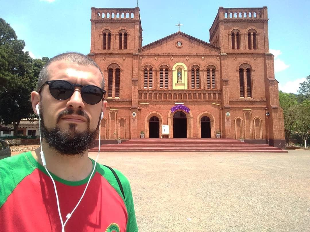 Bangui Cathédrale Notre-Dame