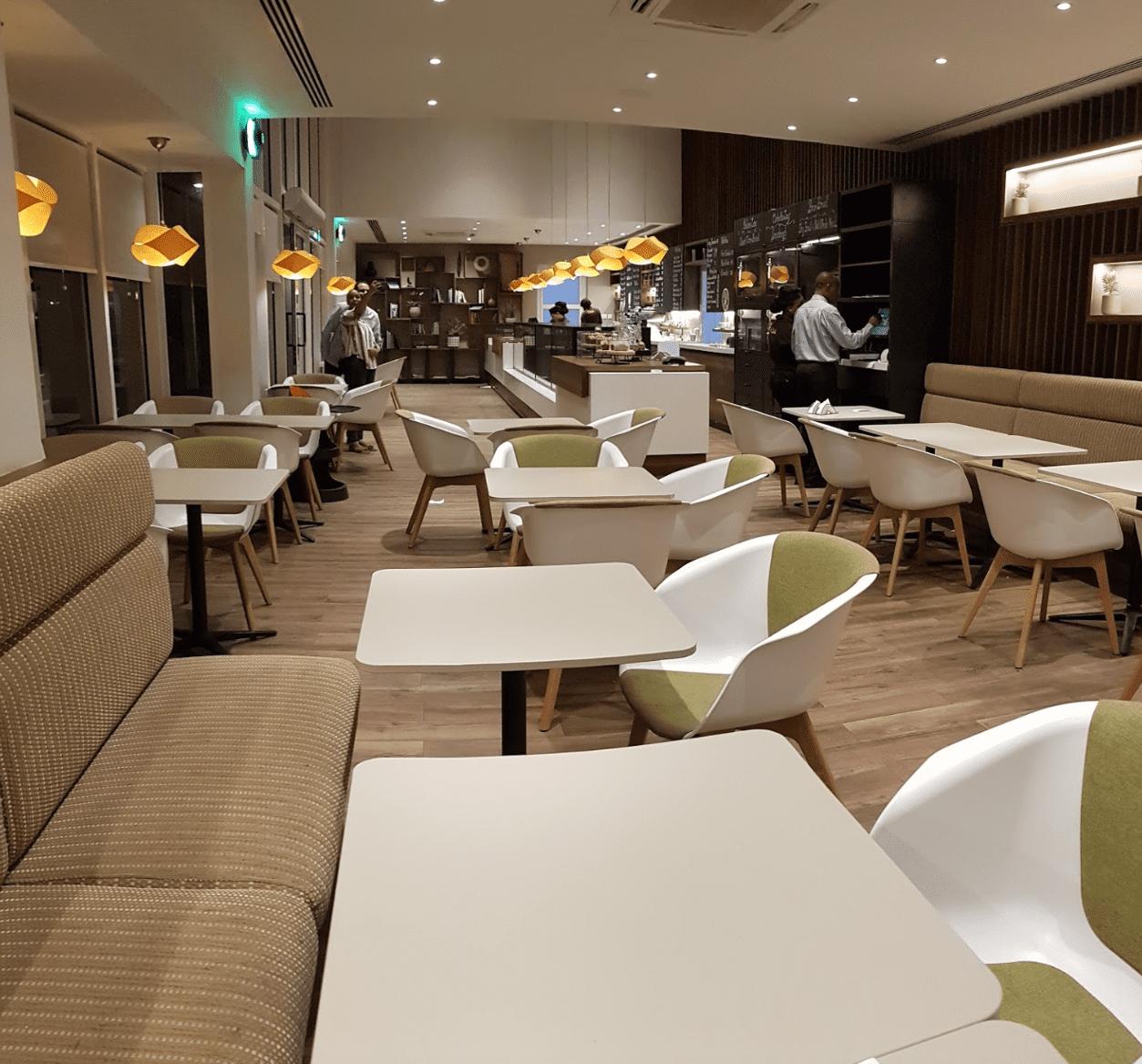 Ozone Restaurant in Khartoum