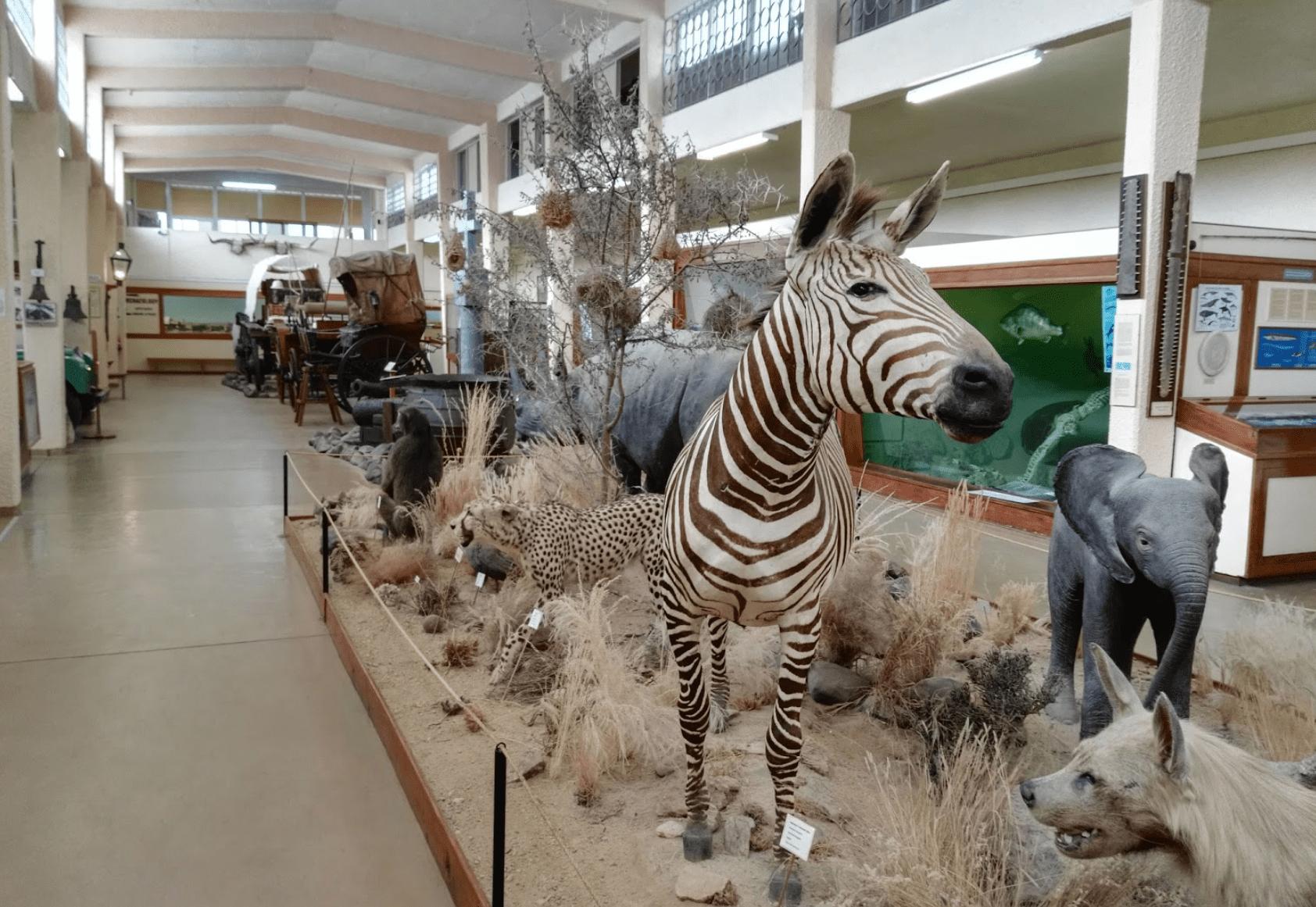 Museum in Swakopmund