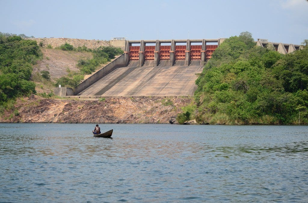 Akosombo Dam Ghana