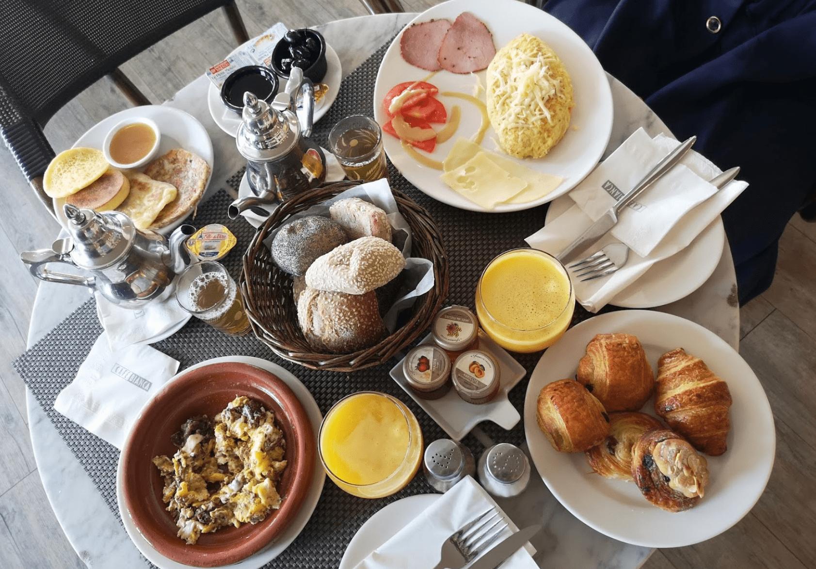 Café Bianca Casablanca