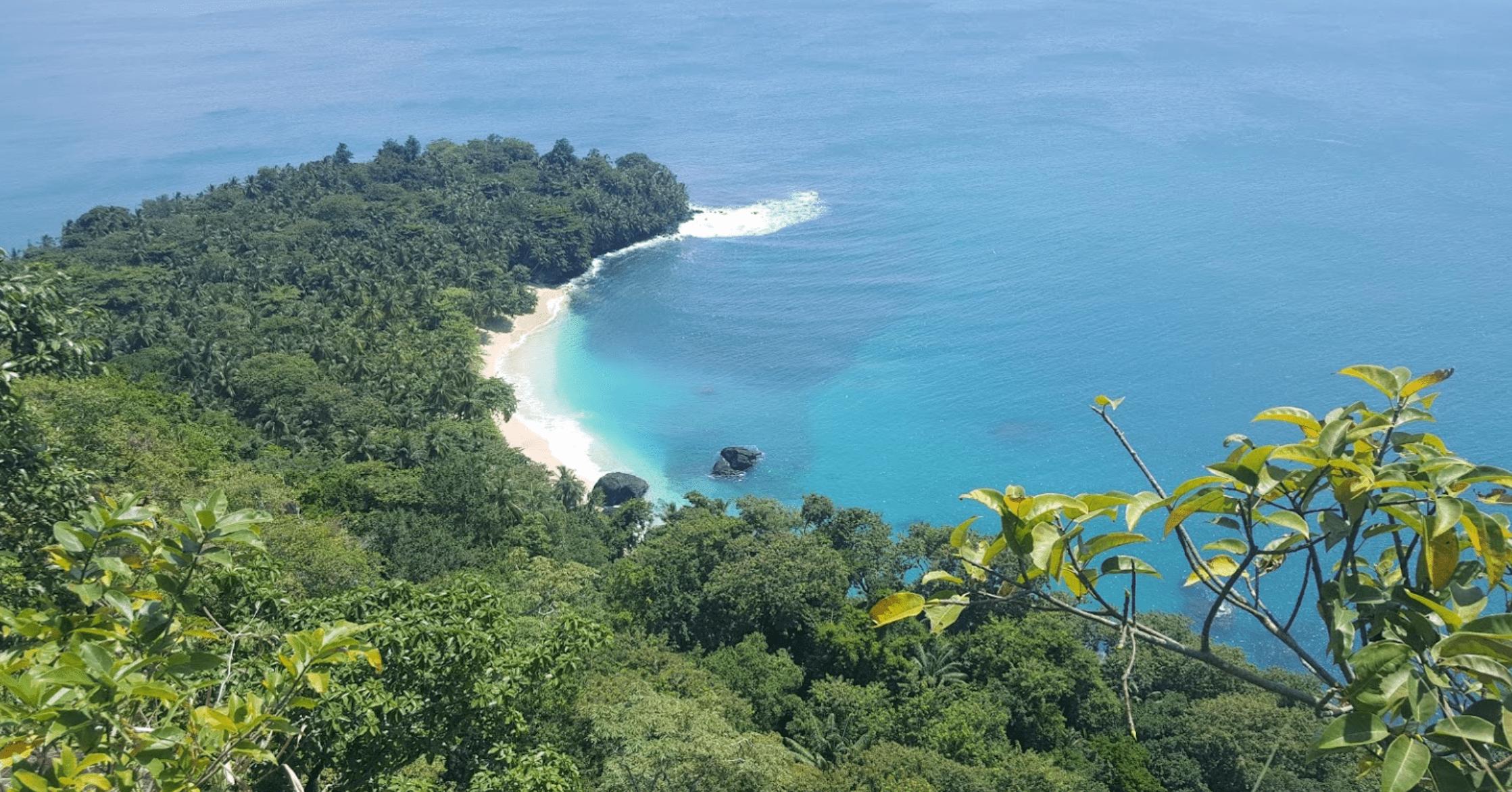 Praia das Bananas