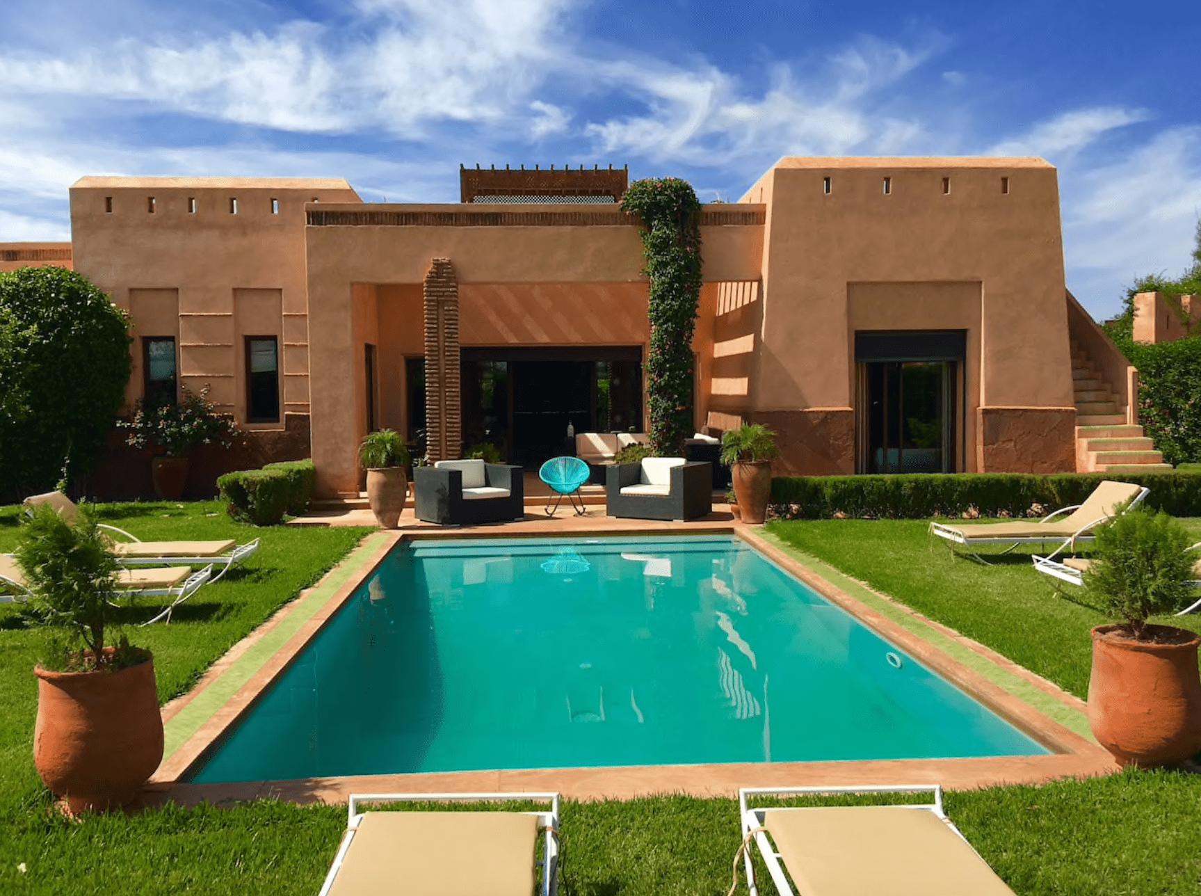 Best Airbnbs in Marrakesh