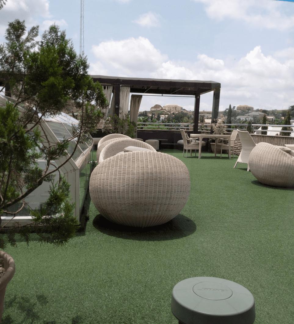 Sky Bar Rooftop Lounge