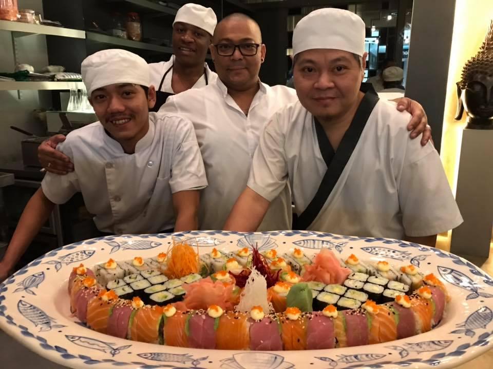 japanese restaurant johannesburg