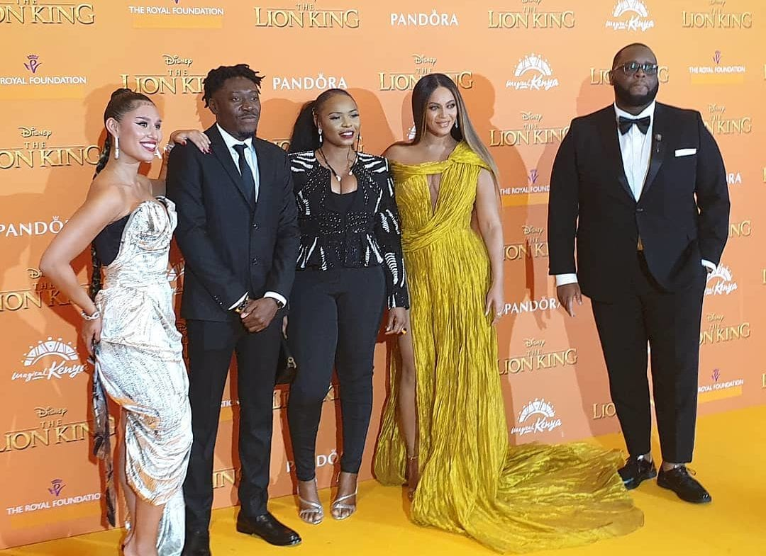 Afrobeats Stars on The Lion King: The Gift