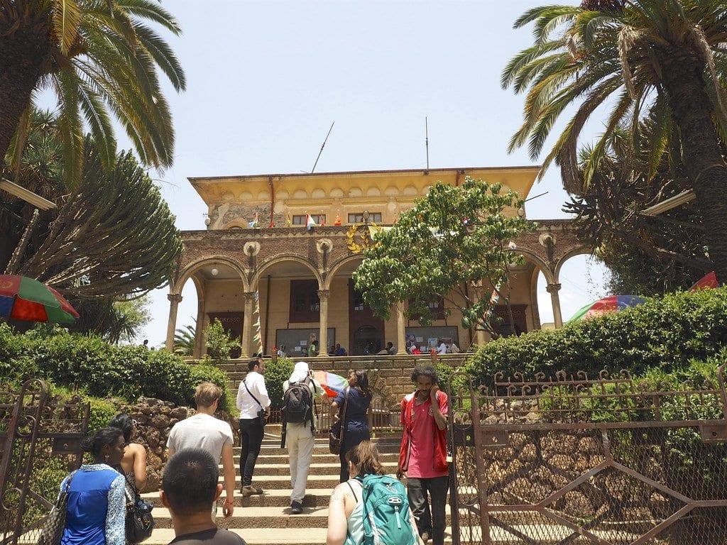 Asmara opera house