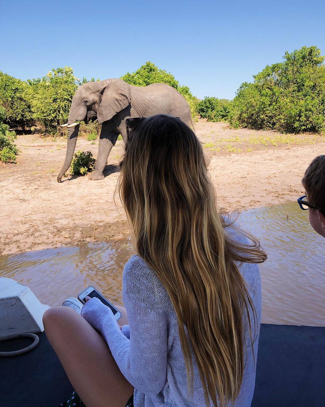 Chobe riverfront safari