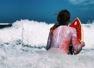 surfing destinations in South Africa