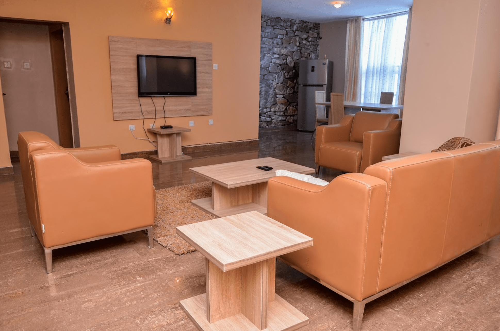 Airbnb duplex abuja