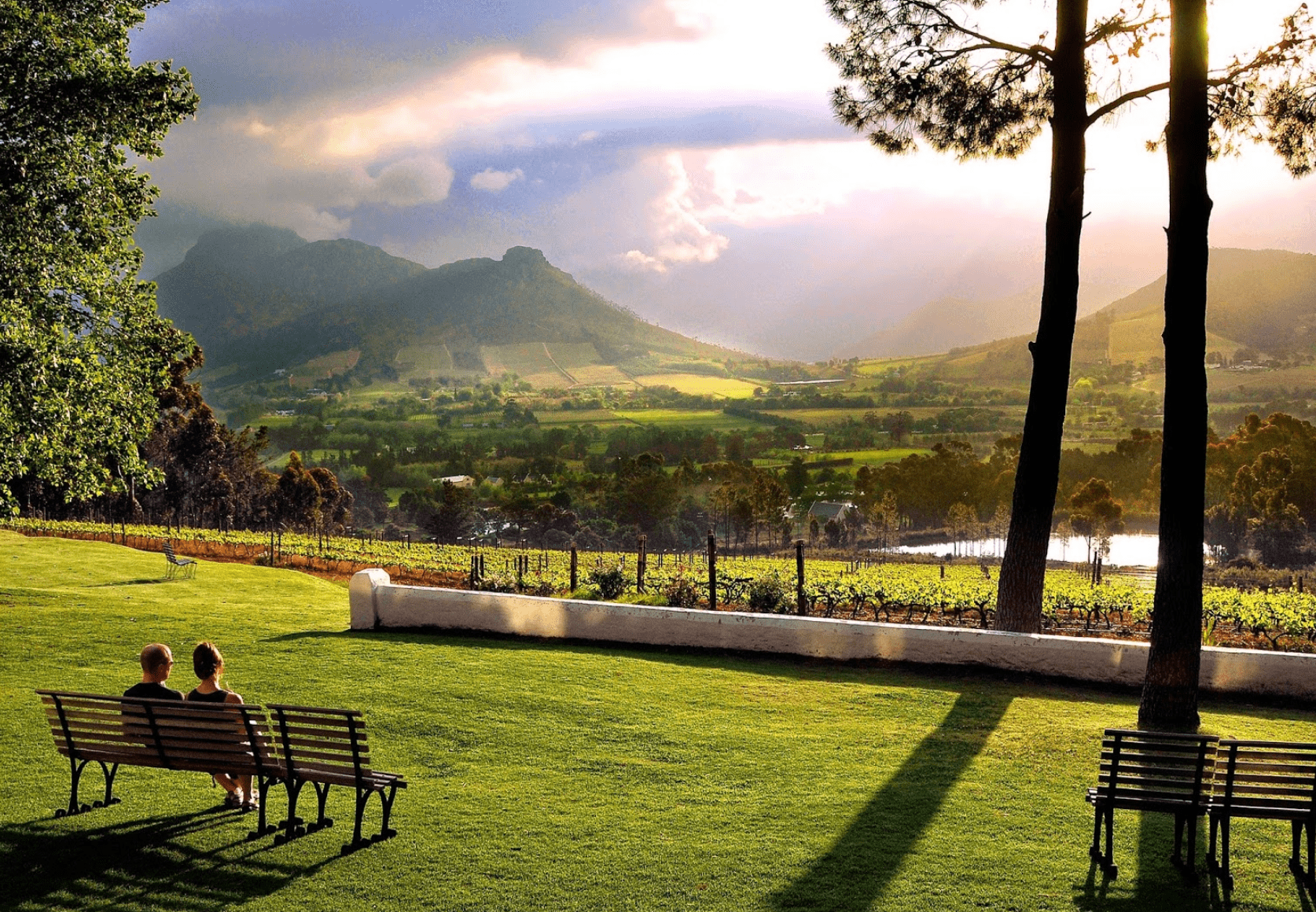 Franschhoek Wine Valley